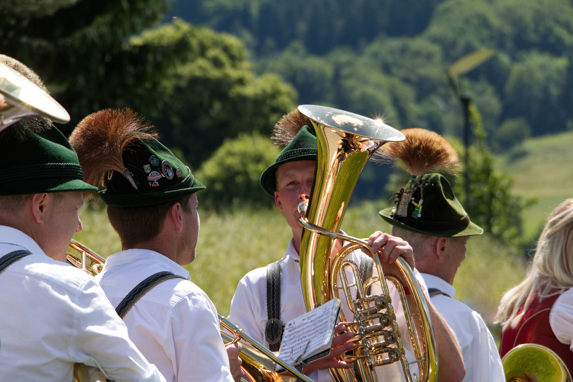 La musique folk